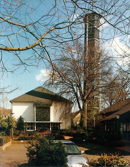 Auferstehungskirche Siegburg